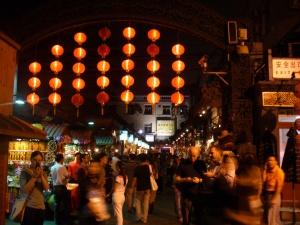 night market in Beijing