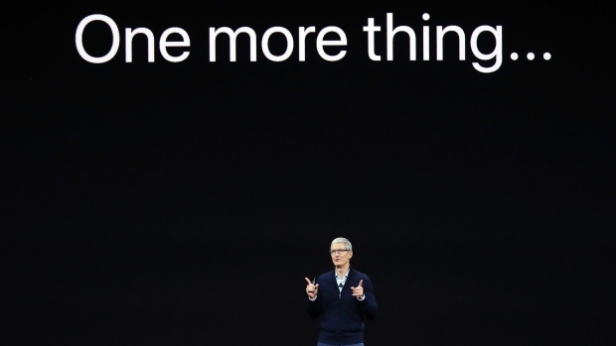 apple-ceo-tim-cook-announces-the-new-iphone-x-at-the-steve-jobs-theater-on-the-new-apple-campus